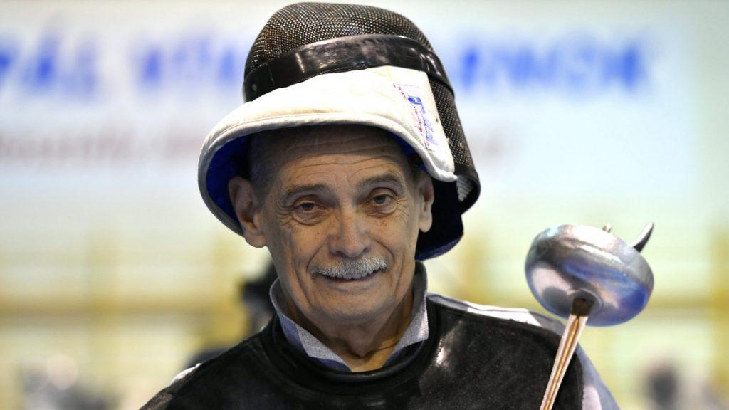 Győző Kulcsár 'Paganini of Épée' Dies at 77 post's picture