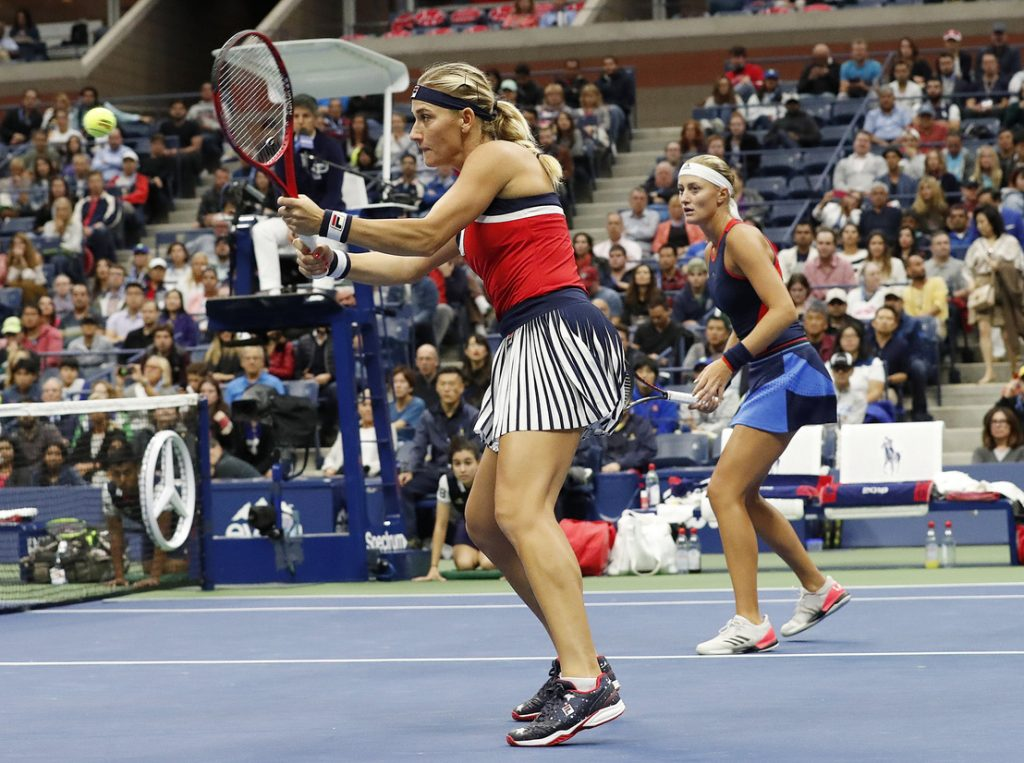 Hungarian Tímea Babos and French Mladovic Defeated in Close Match at the US Open Final post's picture