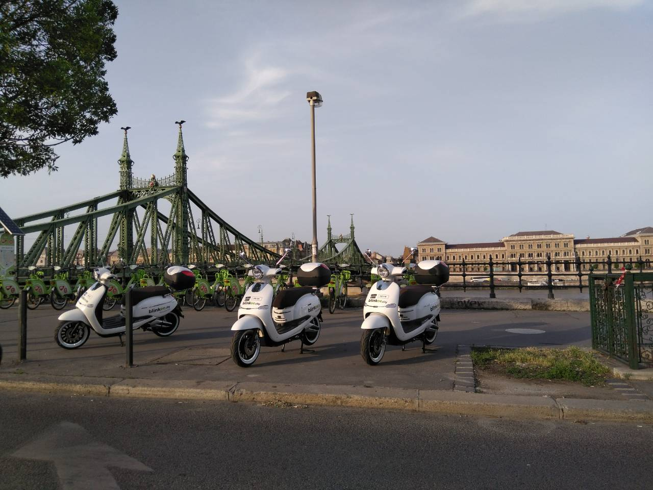 Budapest Goes Greener: Take Advantage of the Car, Bike and