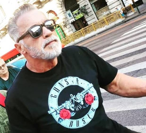 Schwarzenegger Explores Budapest as He Begins Filming Sixth Terminator Film post's picture