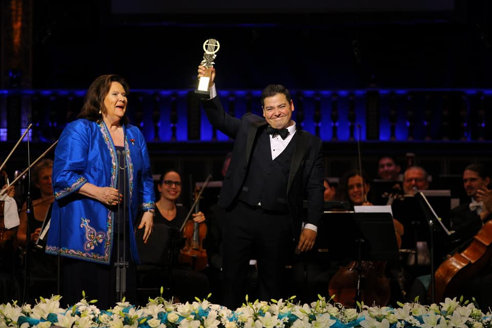 Third Éva Marton International Singing Competition Held in Budapest post's picture