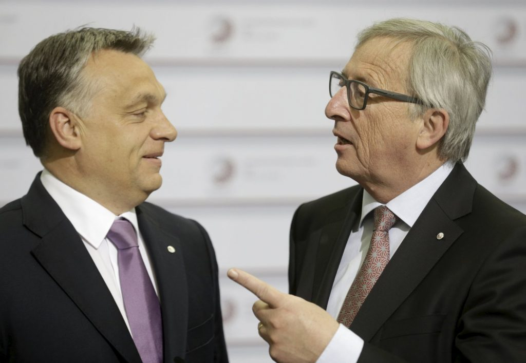 Juncker: Orbán's Nationalism Could Lead to War post's picture
