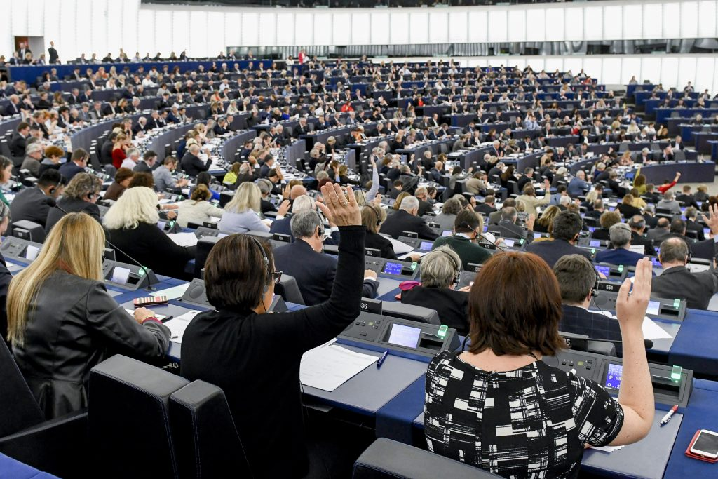 Failed National Unity in European Parliament post's picture