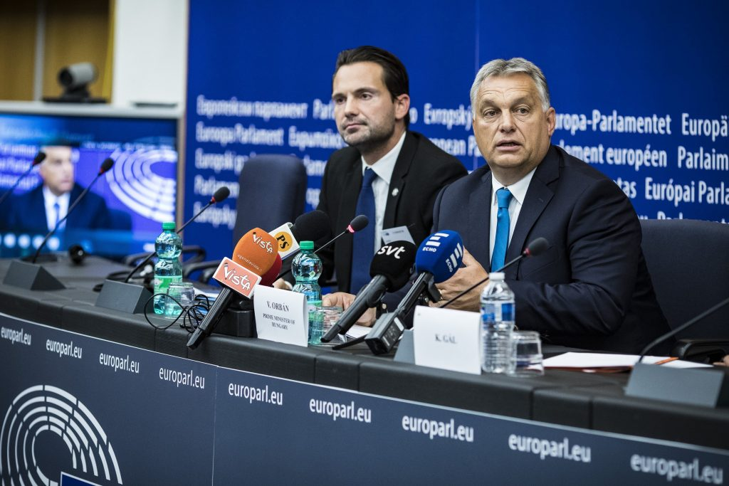 MEPs Back Orbán, Criticize EP and EPP post's picture