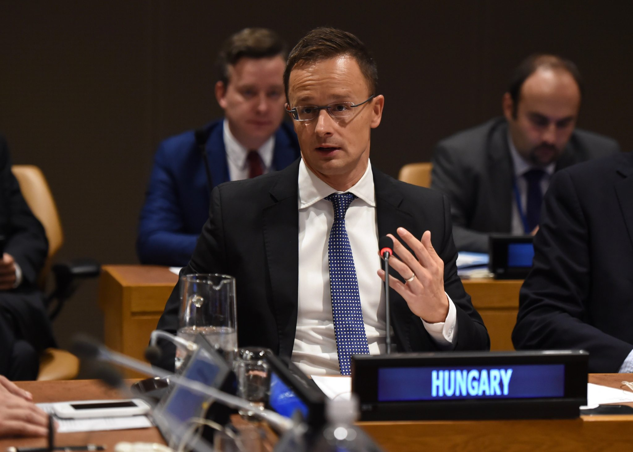 Szijjártó: Deciding Country's Energy Mix 'National Competence' post's picture