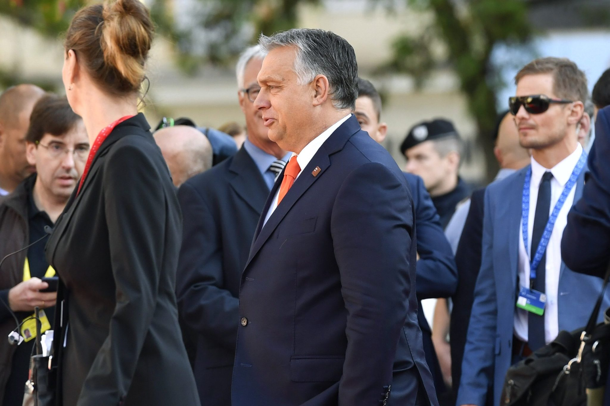 Orbán: 'No Need for Frontex to Protect Border for Us' post's picture