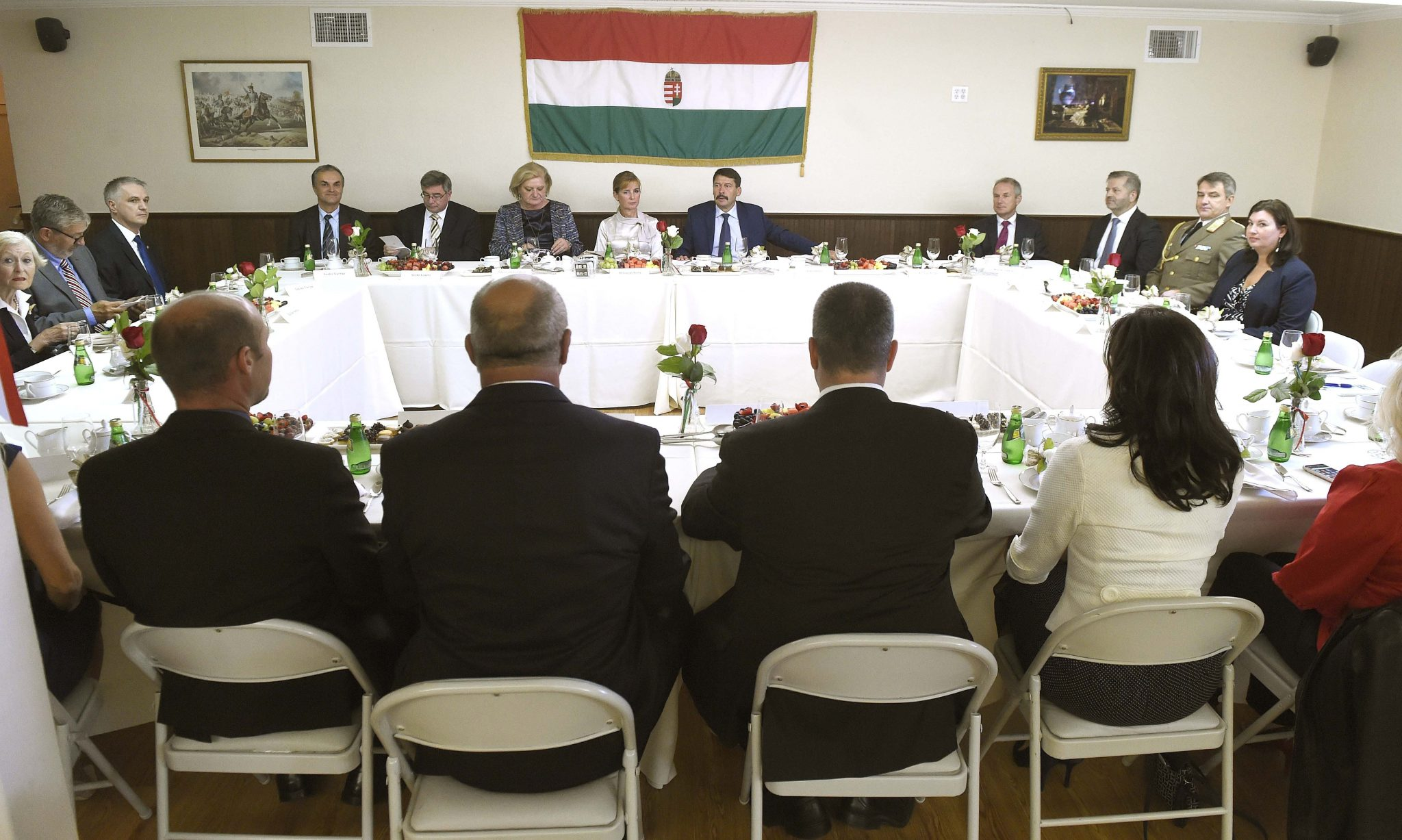 Áder Calls for Cooperation between Hungarian Scientists in US, Hungary post's picture