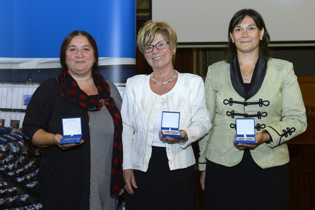Hungarian Recipients of the European Citizen's Prizes post's picture