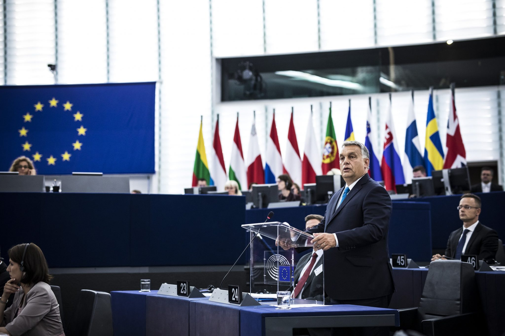 New Finnish EU Presidency Could Give Hard Time to Hungary's Gov't