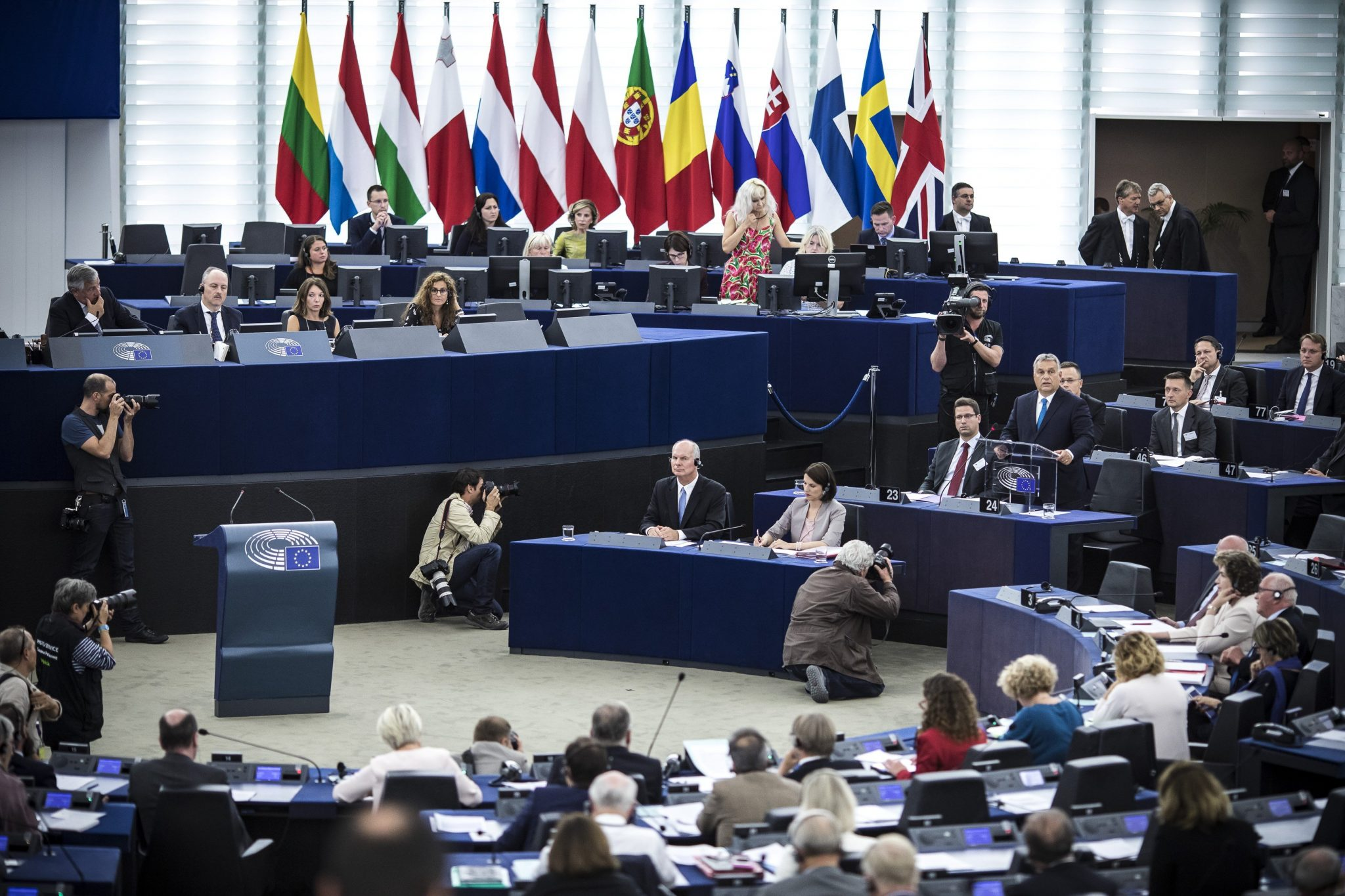Hungarian Press Roundup: European Parliament to Debate on Hungary Again post's picture