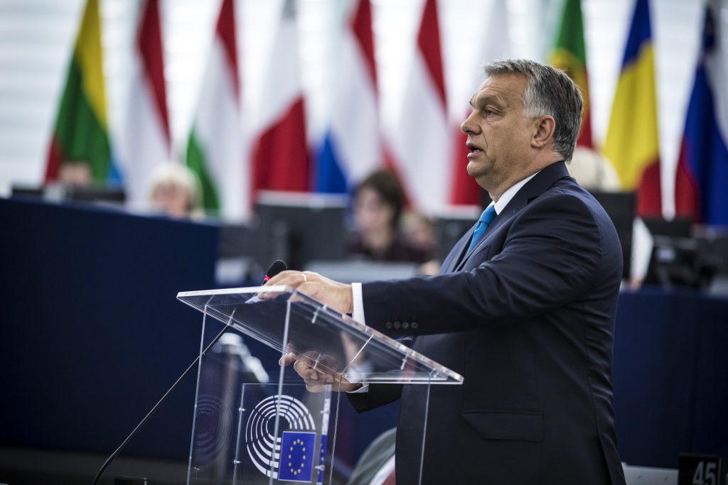Hungarian Government Won't Attend EP Debate post's picture