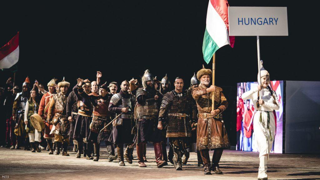 Orbán: Hungarians Are the Late Descendants of Attila post's picture