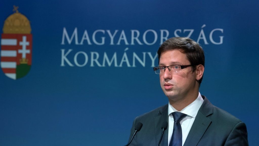 Hungary Govt to Challenge Sargentini Vote in EU Court post's picture