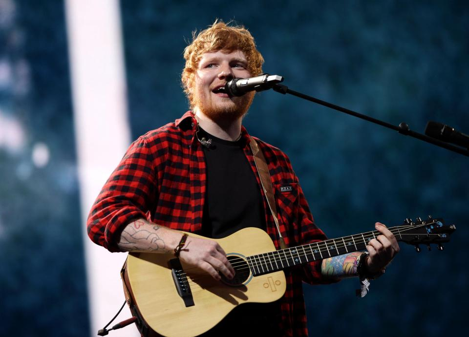Sziget Announces Ed Sheeran as Headliner of Its 2019 Line-Up post's picture