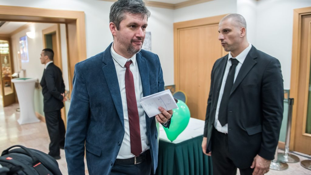 Opposition MEP, Ákos Hadházy Launches Signature Drive for the European Public Prosecutor's Office post's picture