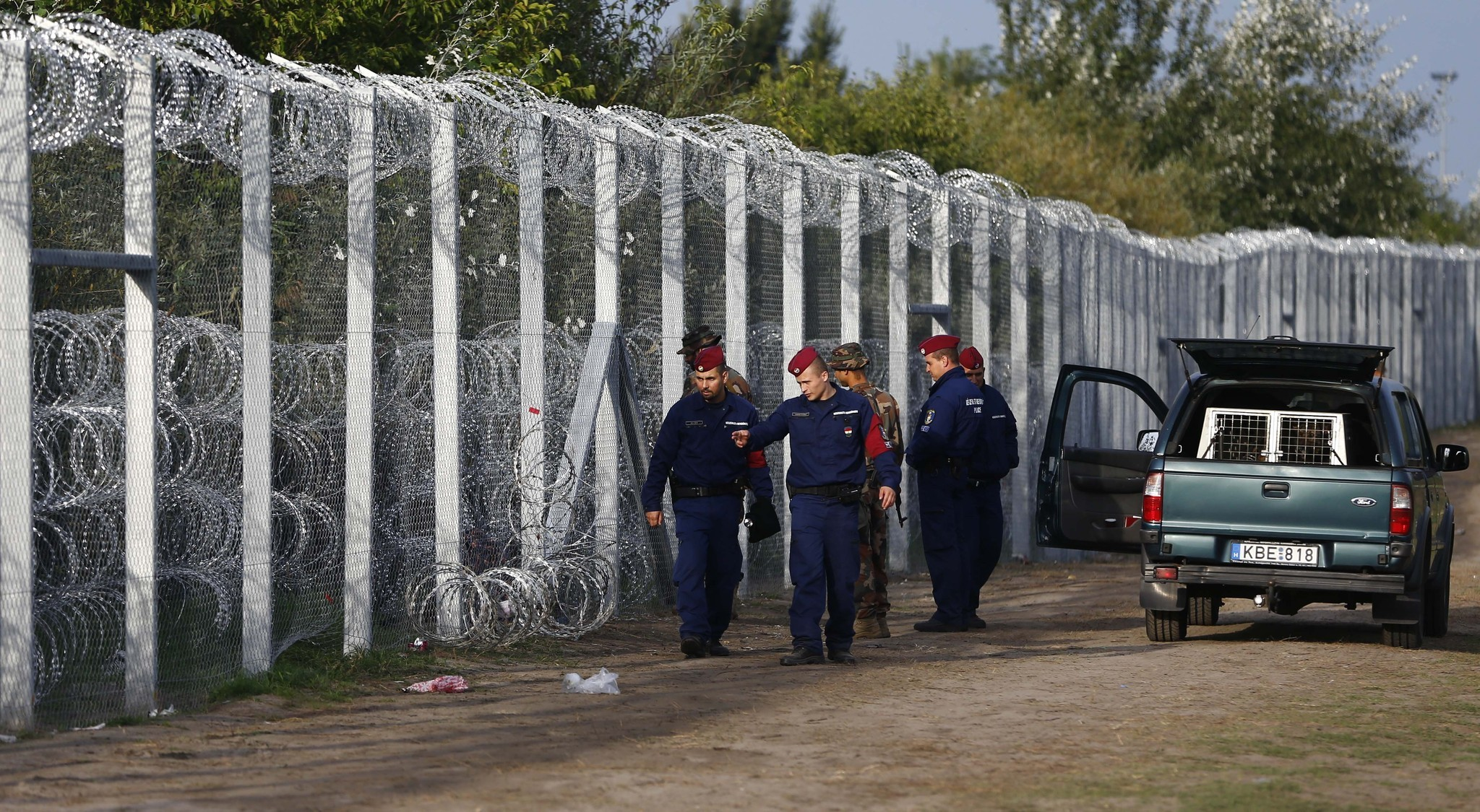 Austria to Extend Border Controls for Hungary And Slovenia post's picture