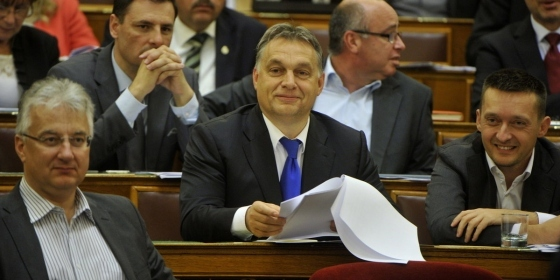 Orbán Sees Nothing Wrong With His Private Plane Trips post's picture