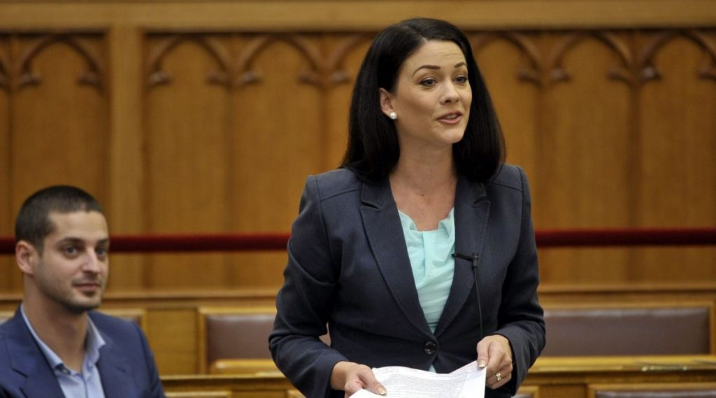 House Speaker Initiates Probe of Opposition MP Márta Demeter post's picture