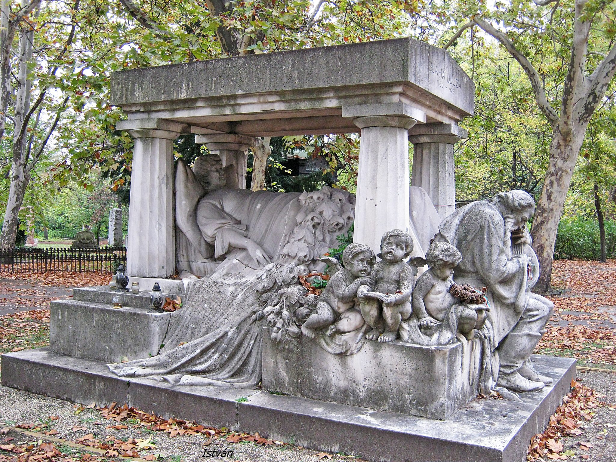 Best of Budapest: 6 Famous Women and Their Graves post's picture