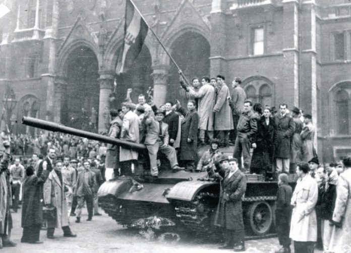 Foreign Embassies and Politicians Commemorate the 1956 Revolution on Social Media post's picture