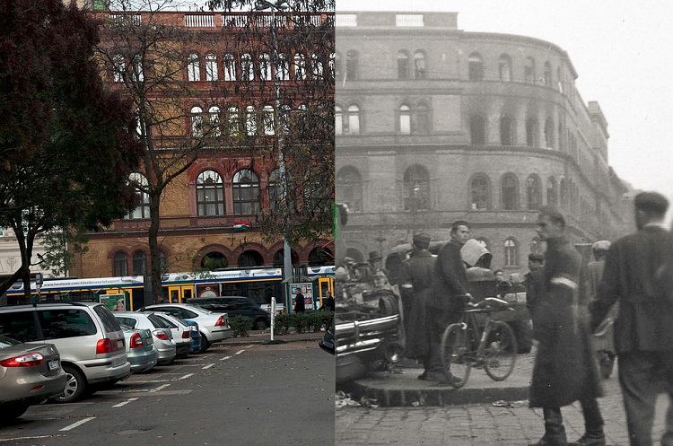 Then And Now – Iconic Scenes Of The 1956 Revolution Revisited post's picture