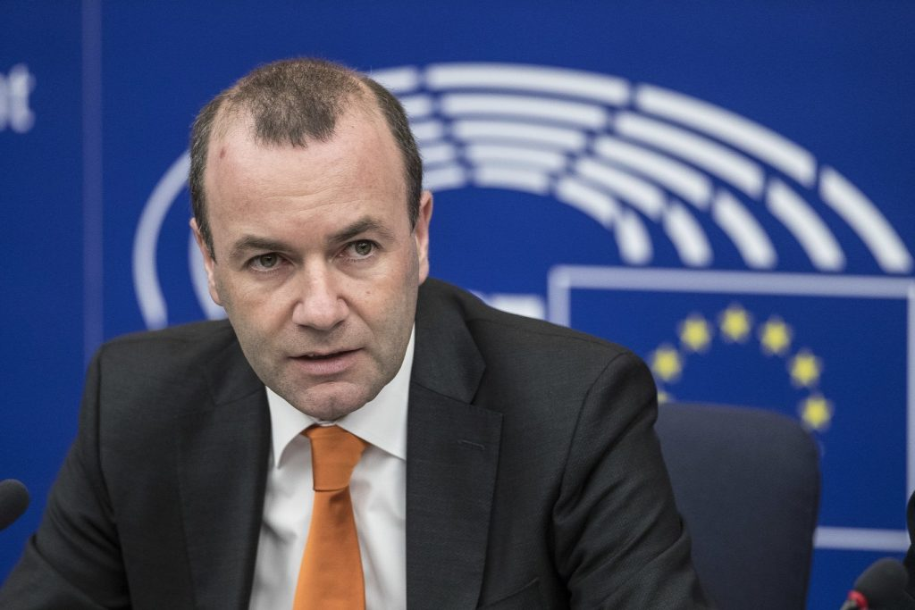 Weber: EU to Cut 'Anti-EU Parties' Funds post's picture