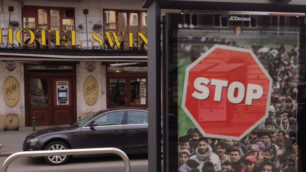 German Far-Right Party Copied the Famous Hungarian Stop Soros Campaign post's picture