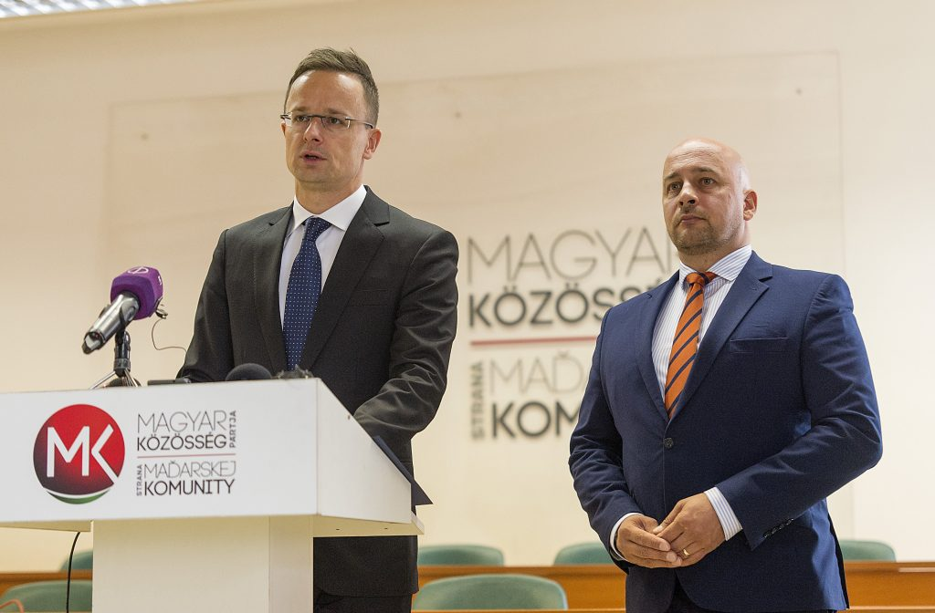 Szijjártó: Hungary-Slovakia Ties 'at Their Best' post's picture