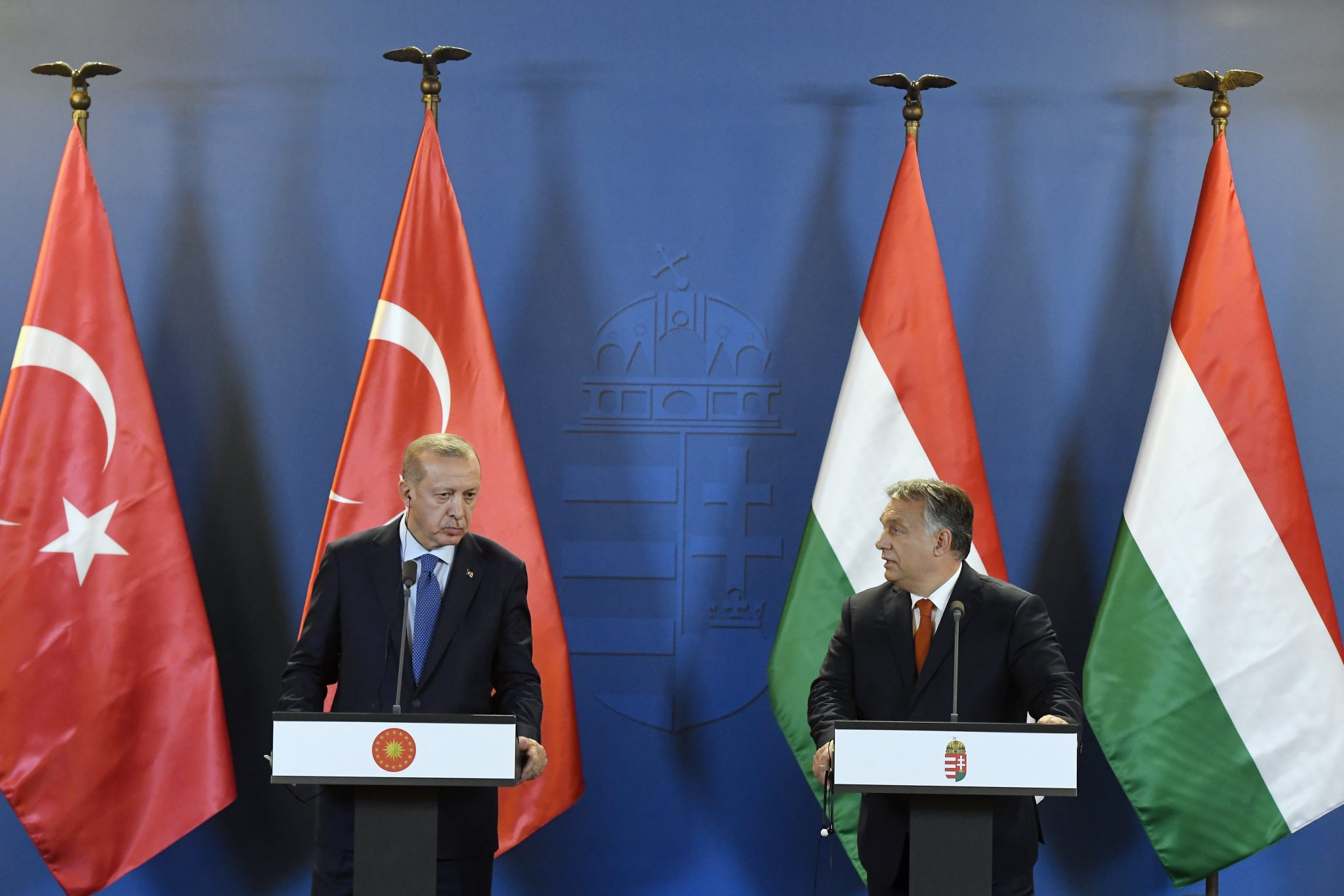 Orbán: Hungarian Security, Turkish Stability Directly Linked post's picture