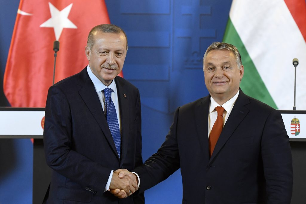 Erdogan to Visit Hungary on November 7 post's picture