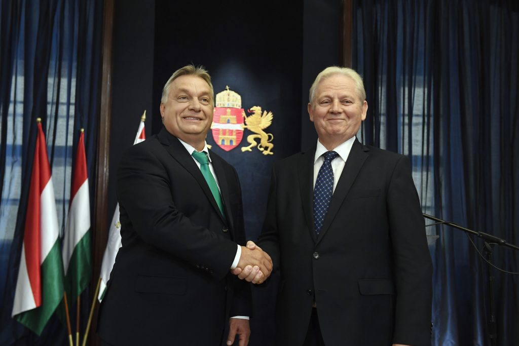 Orbán Asks Tarlós to Run in Next Mayoral Election, Tarlós Accepts post's picture