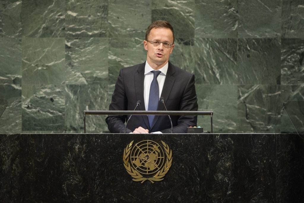 Hungary Not to Recognise UN Migration Compact post's picture