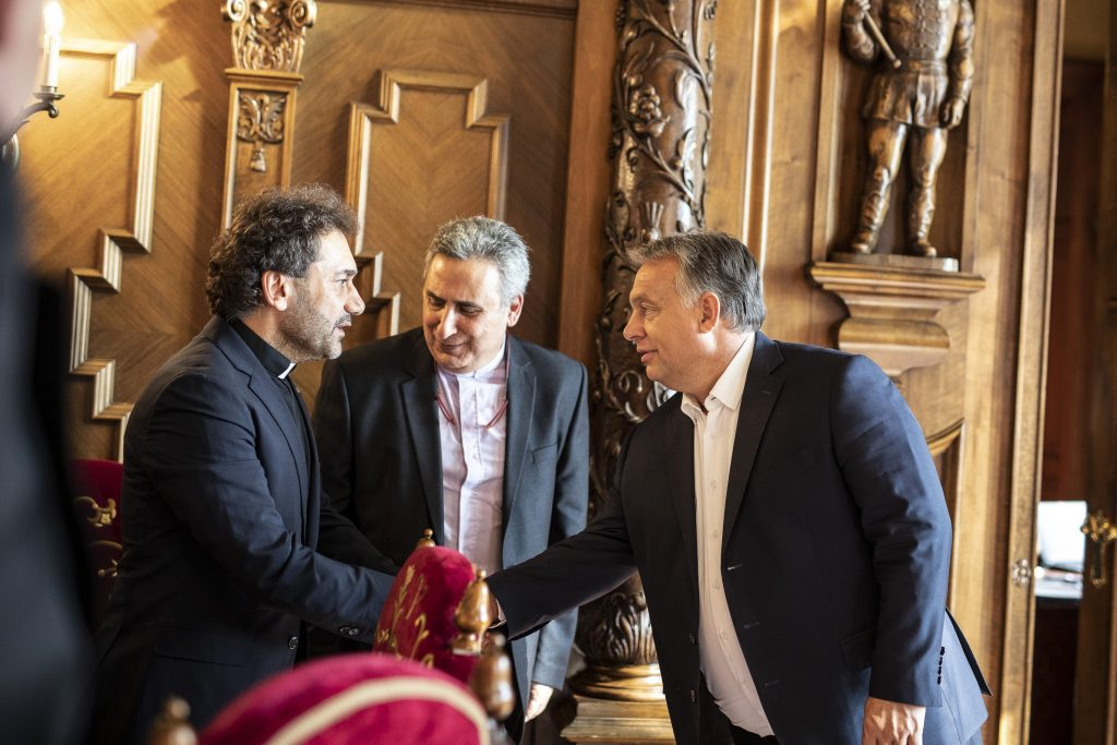 Orbán Meets Leaders of Syria's Largest Protestant Congregations post's picture