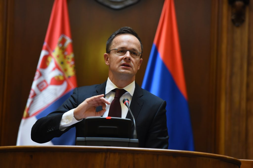 Hungary Urges EU to Open More Accession Chapters with Serbia This Year post's picture