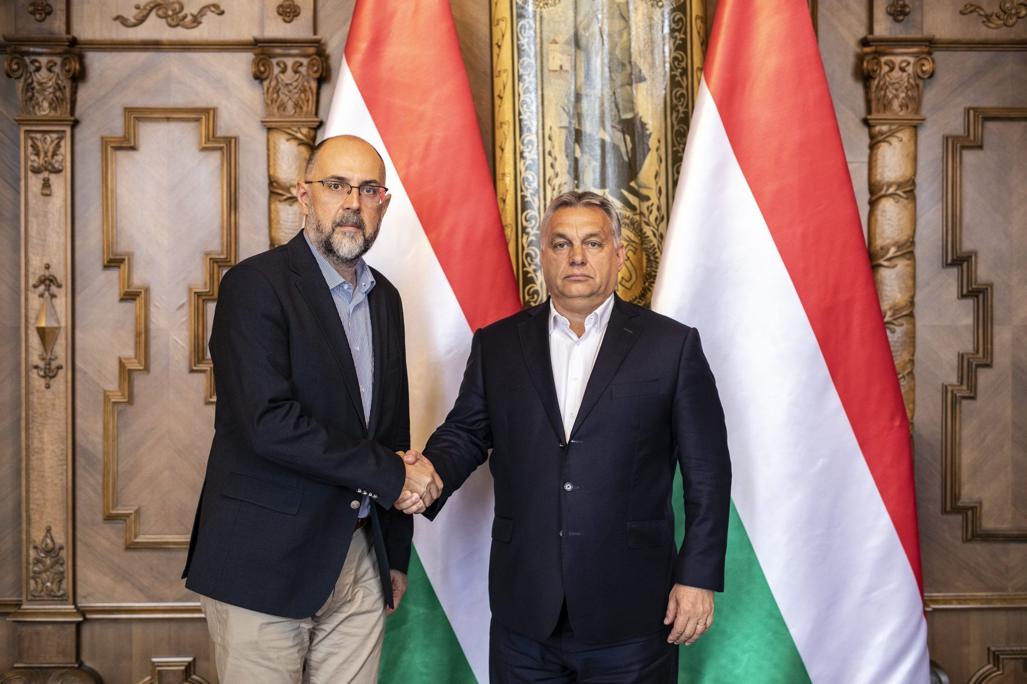 Orbán Discusses Need for Strong European People's Party with Kelemen post's picture