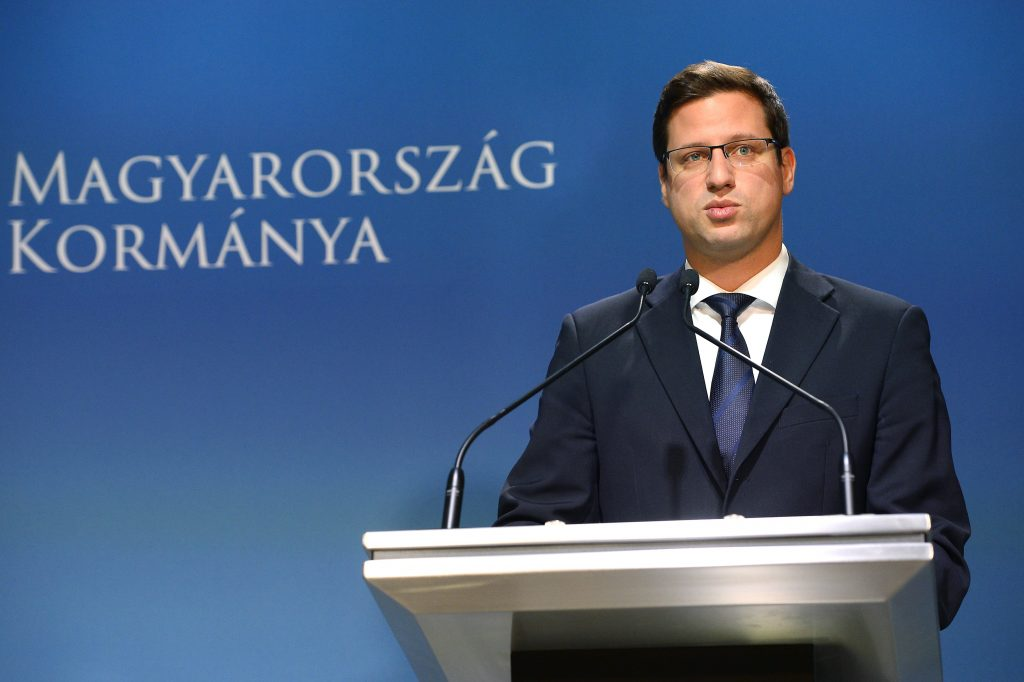 PMO Head: Fidesz Wants Strong, United, Anti-migration EPP post's picture