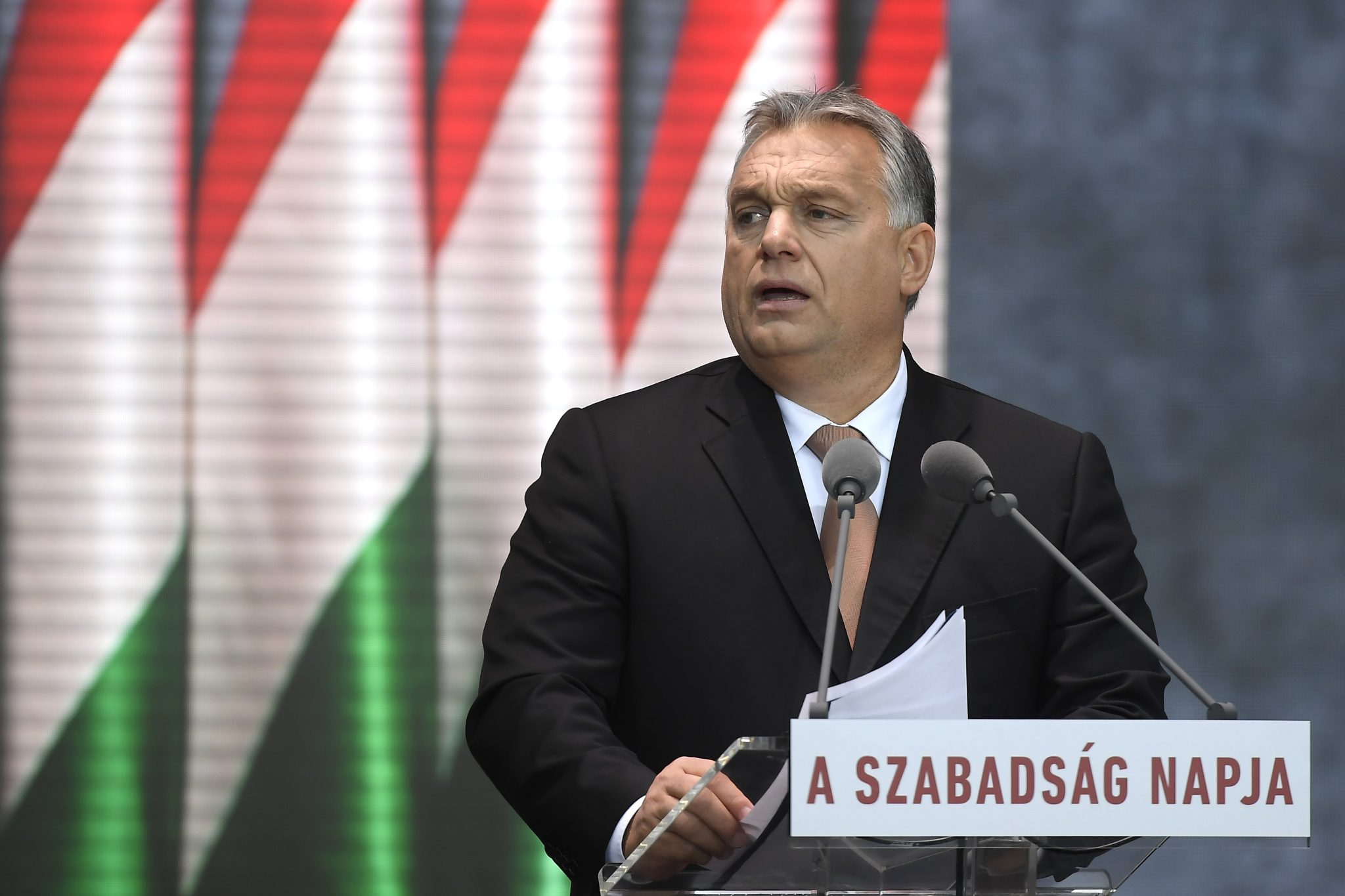 Orbán: 'Choose Independence Over Global Governing and Control'