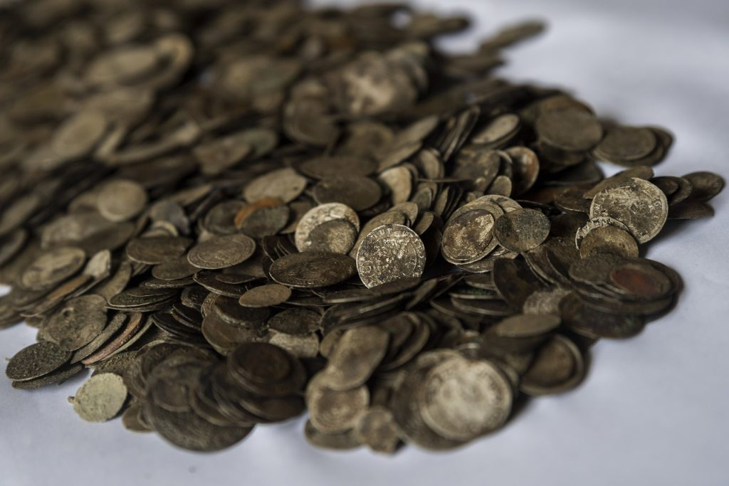 Lost Gold Treasures of the Danube Found near Budapest post's picture