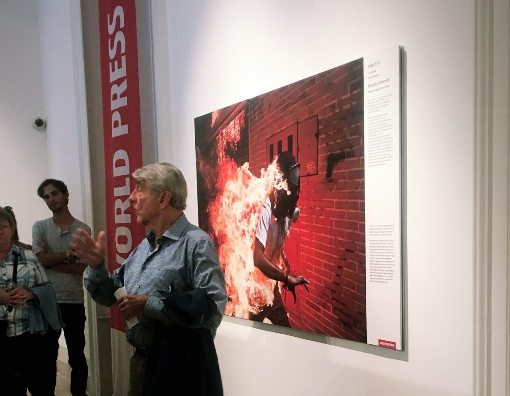 The Highs and Lows of Last Year Captured: World Press Photo Exhibition 2018 post's picture