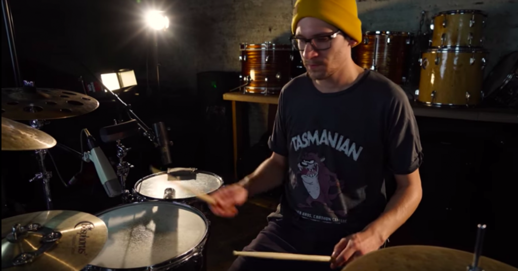 Rapper Busta Rhymes Posts Video of Hungarian Hybrid Drummer post's picture