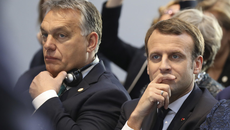 "Macron: ""I Have a Good Relationship with Orbán"" post's picture"