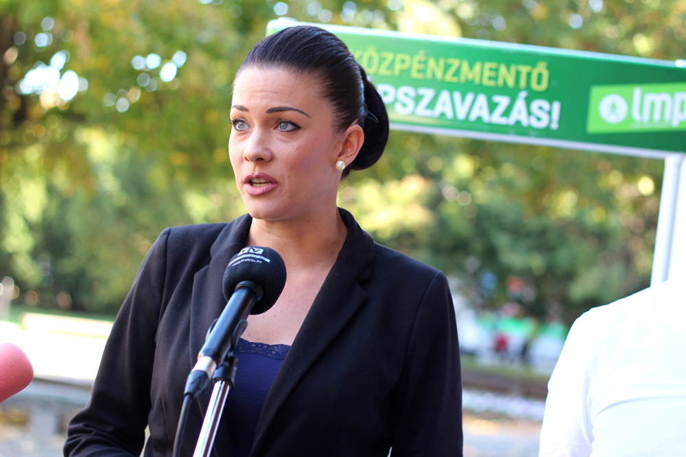 Fidesz MP Launches 'National Security Risk' Probe into Opposition LMP's Demeter post's picture