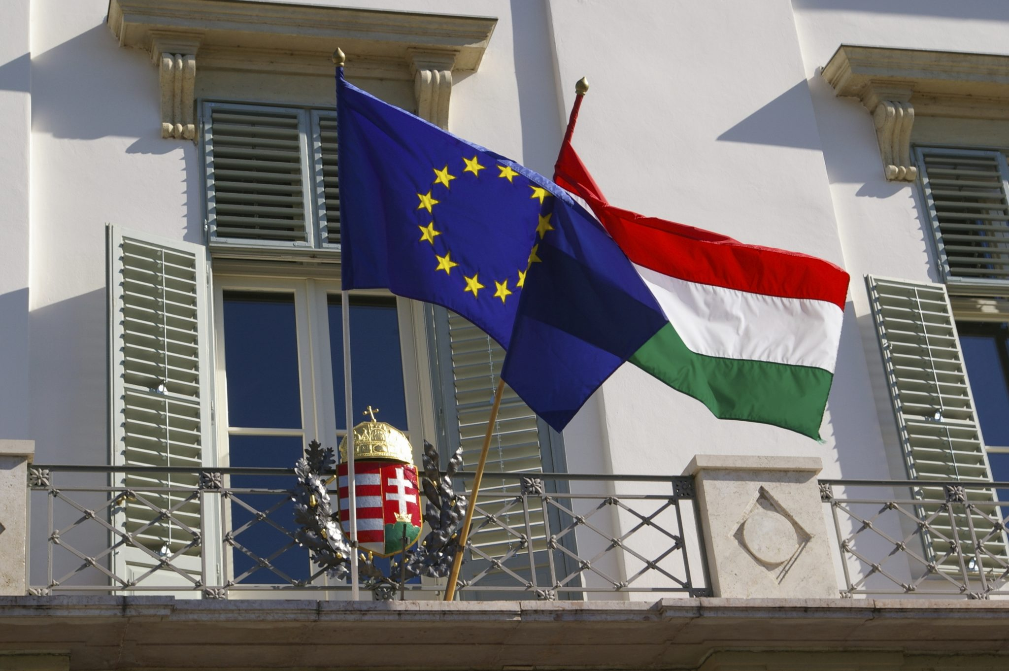 Support for EU at Record High post's picture