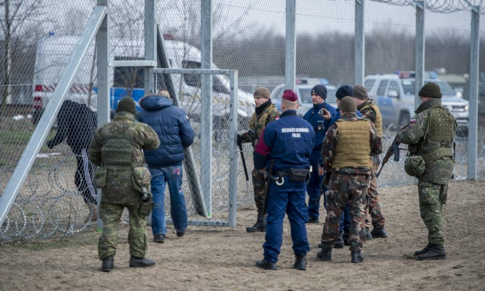 Hungarian Border Police to Help in Macedonia, Serbia post's picture