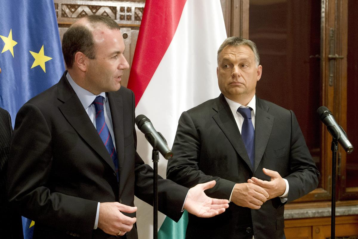 Orbán Supports Weber After Everything post's picture