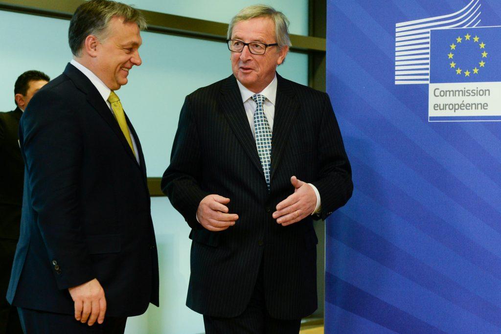Govt Spox: Juncker's Comments on Orbán 'Personal Revenge' post's picture