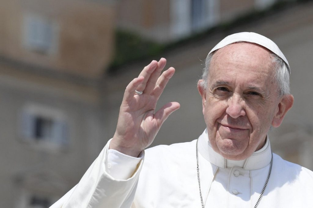 Dep PM: Migration, Possible Pope Hungary Visit in Vatican Talks post's picture