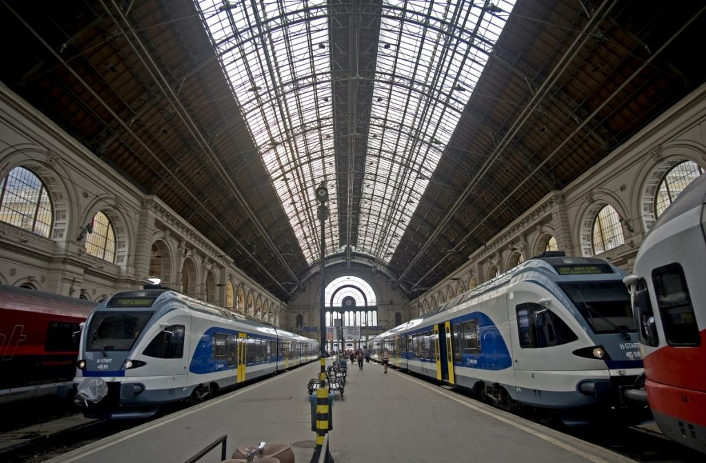 V4 to Build Budapest-Bratislava-Brno-Warsaw Express Railway post's picture
