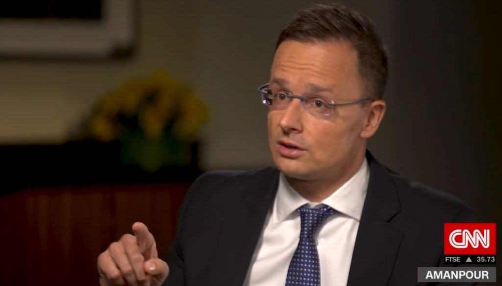 Szijjártó on CNN: Third Two-Thirds Win Proves Democracy, Not Dictatorship post's picture