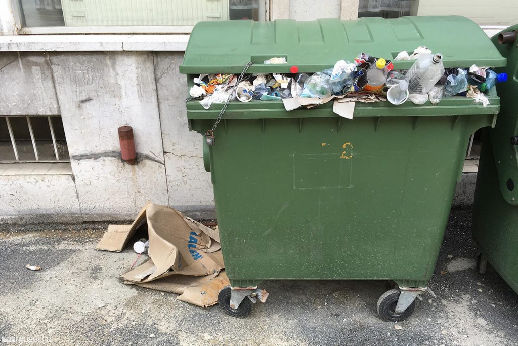 Disaster Management Authority Takes Over Waste Collection in Pest, Nógrad villages post's picture